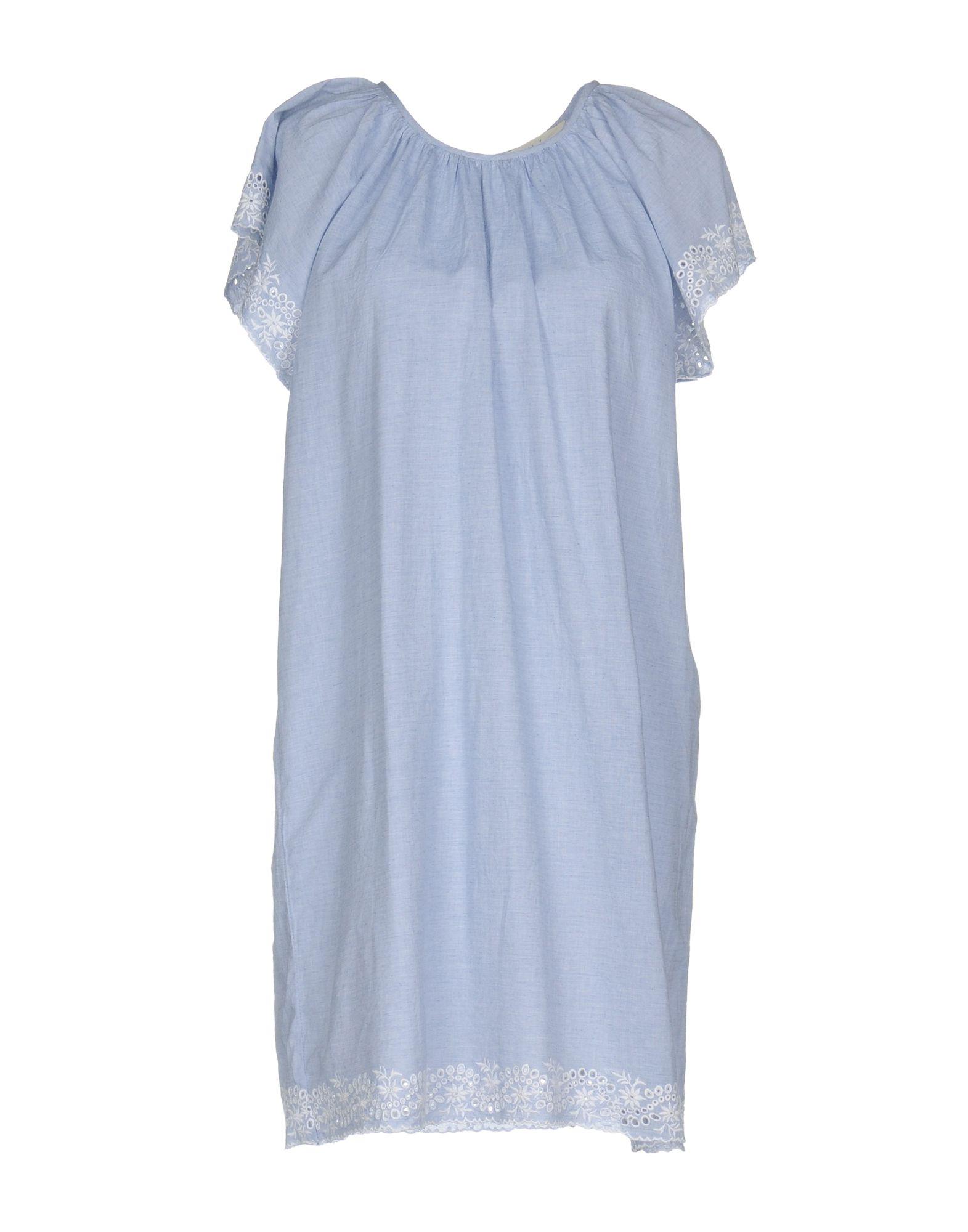 цены на VANESSA BRUNO ATHE' Короткое платье в интернет-магазинах