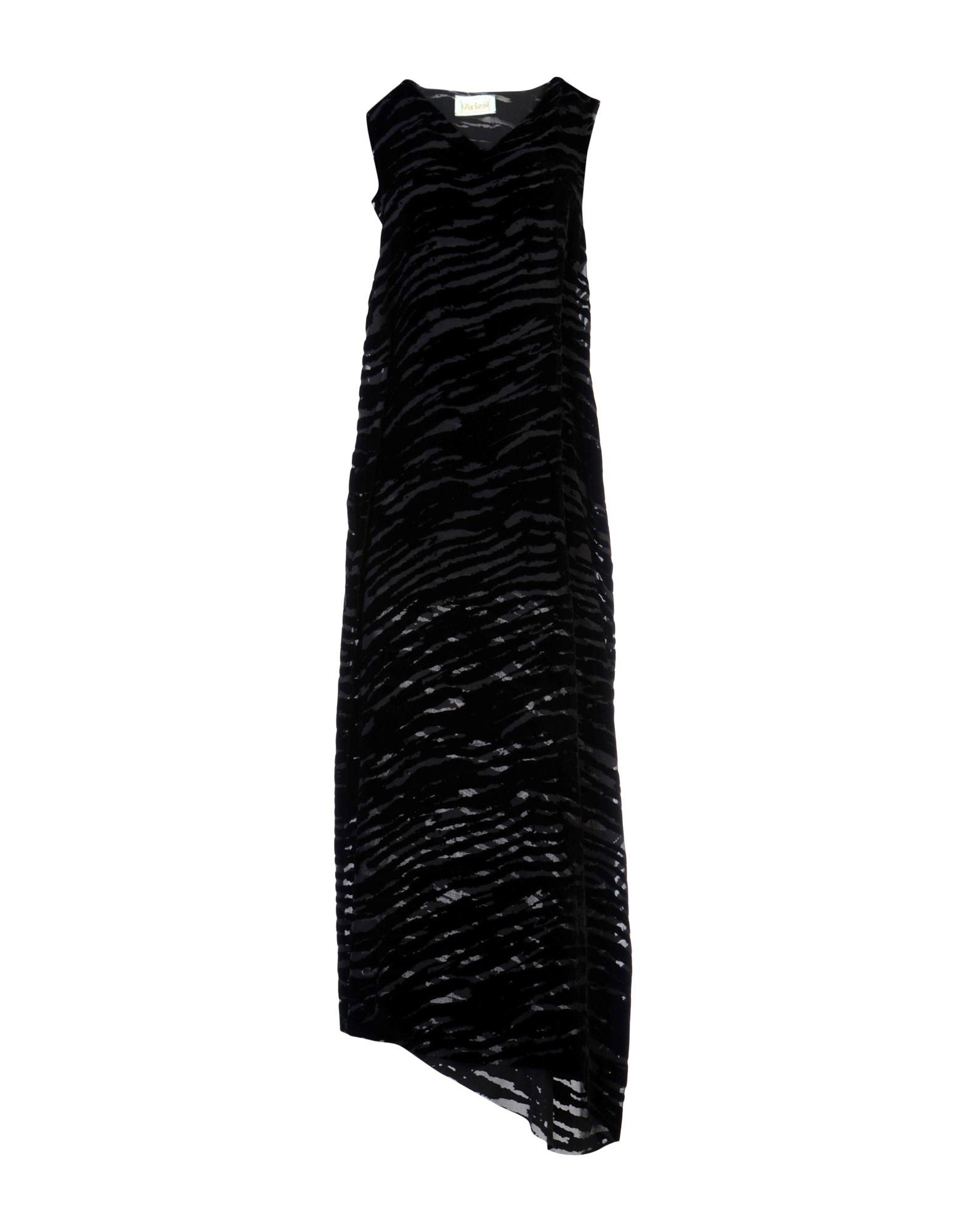 ARIES Платье длиной 3/4 lisa corti платье длиной 3 4