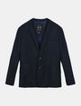 ARMANI EXCHANGE TWO-BUTTON TOPSTITCHED SUIT BLAZER Blazer Man b
