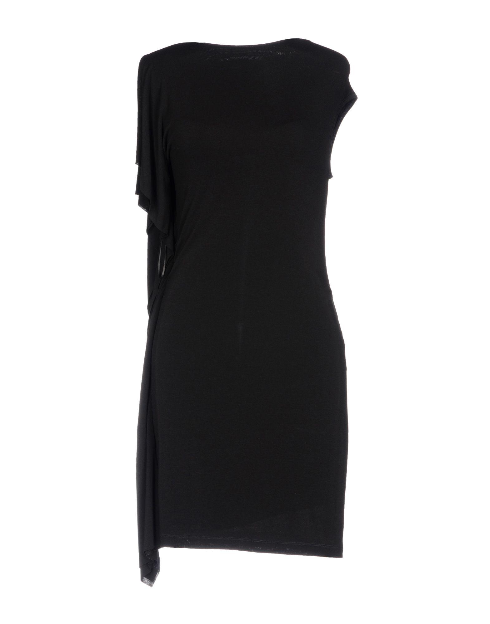 PLEIN SUD JEANIUS Короткое платье цена 2017