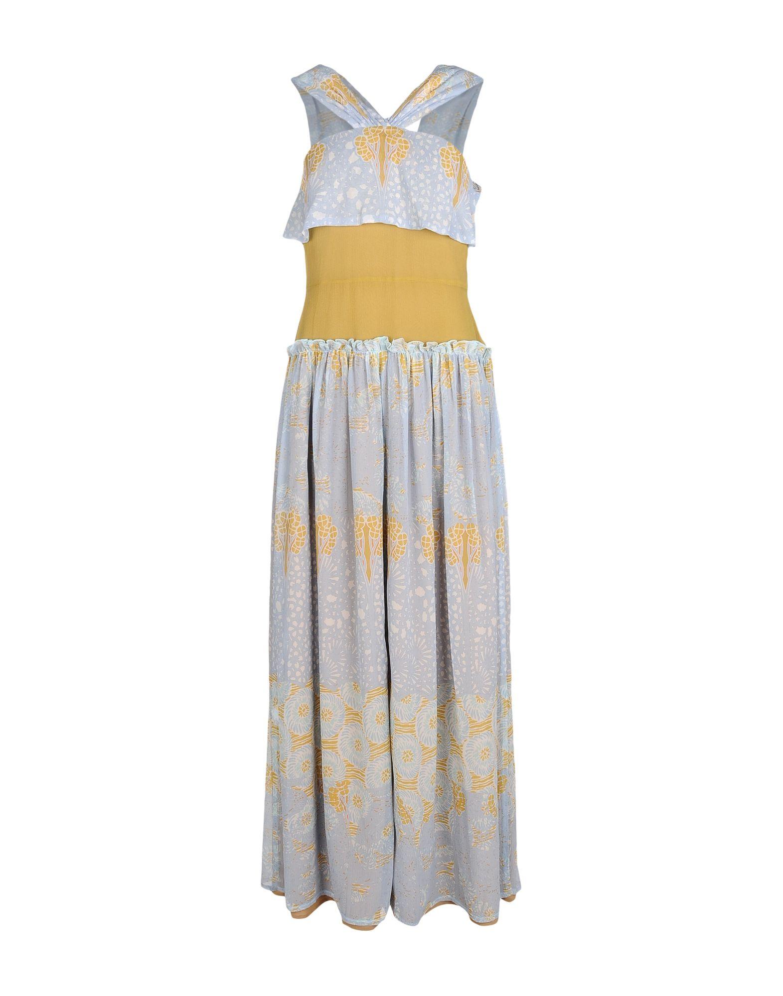RARY Длинное платье