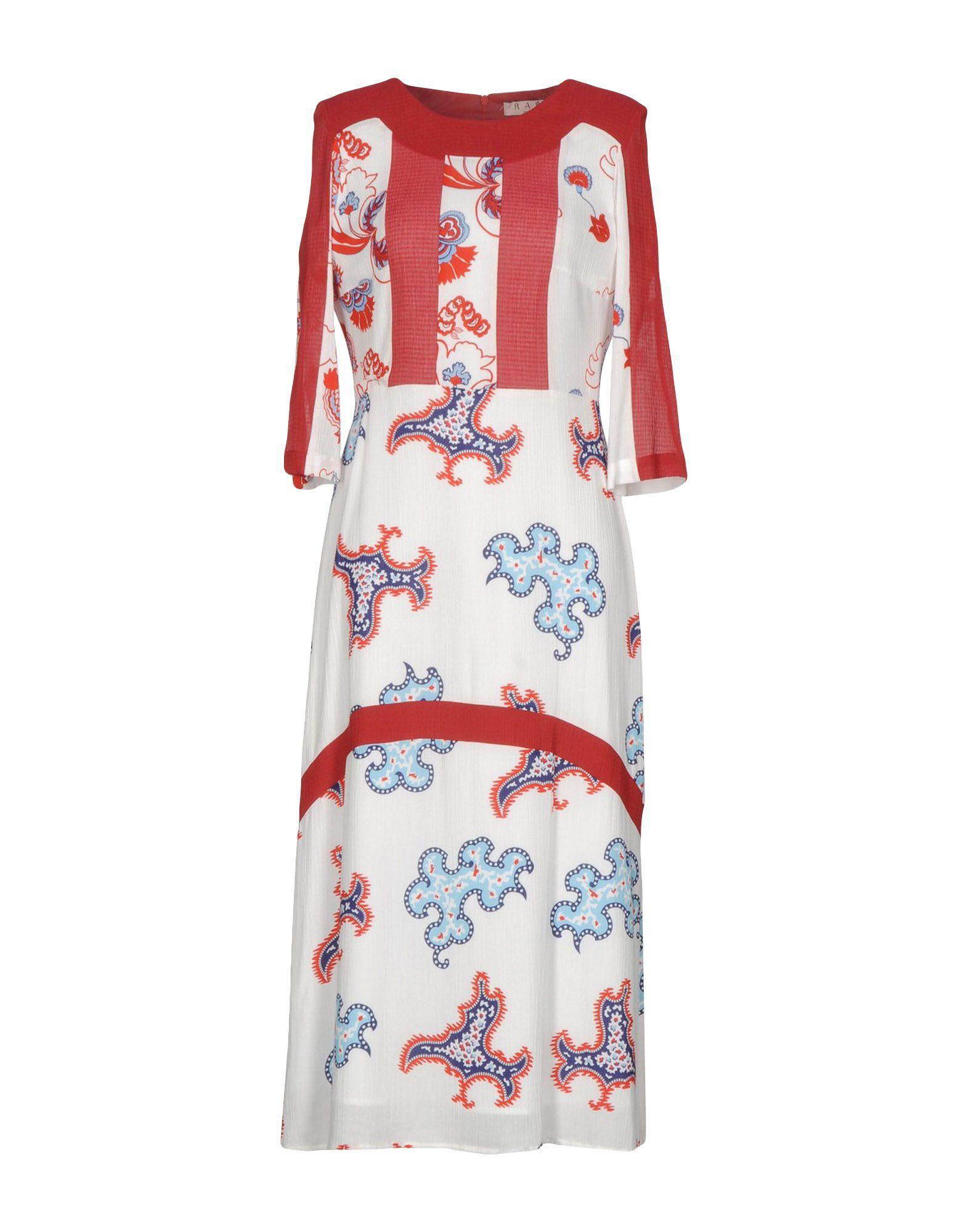RARY Платье длиной 3/4 lisa corti платье длиной 3 4