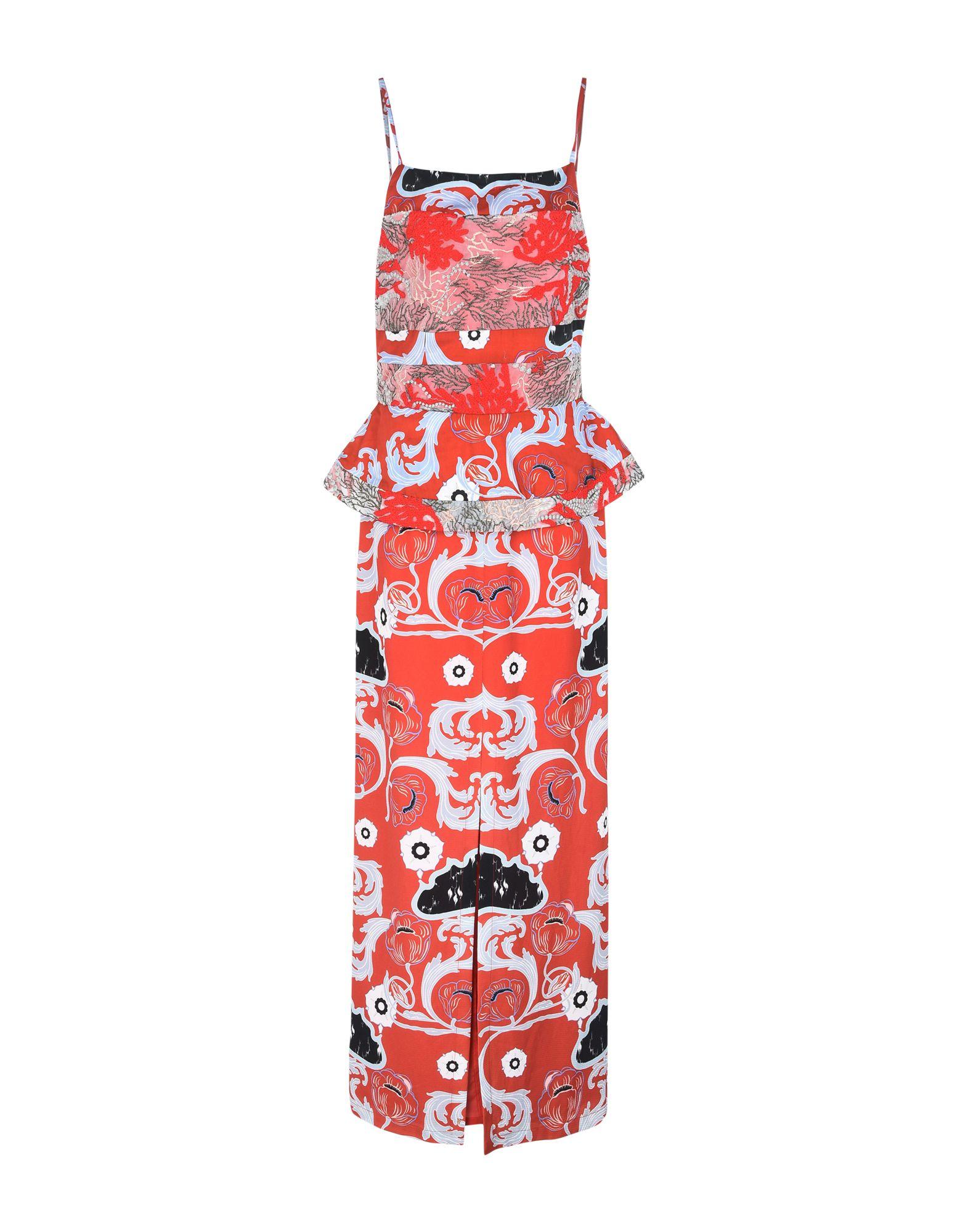 RARY Длинное платье платье длинное с рисунком пейсли