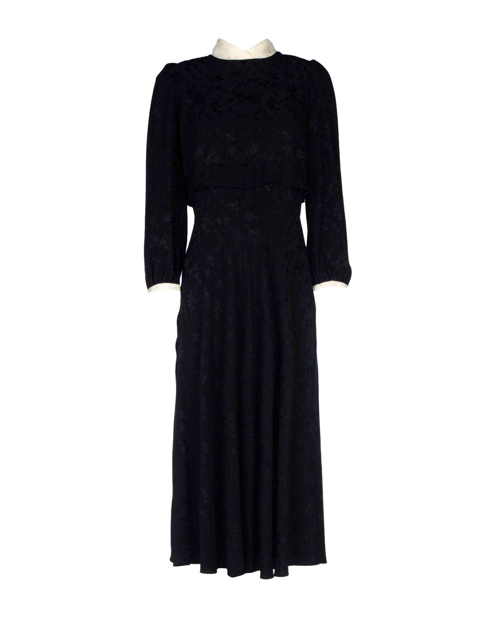 MAYLE Платье длиной 3/4 mayle блузка