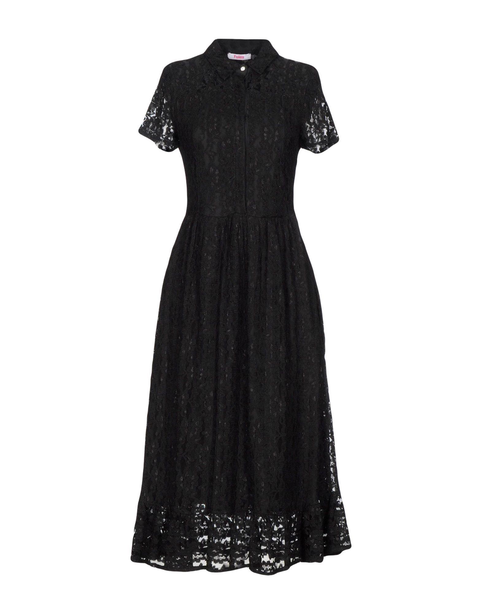 BLUGIRL FOLIES Платье длиной 34
