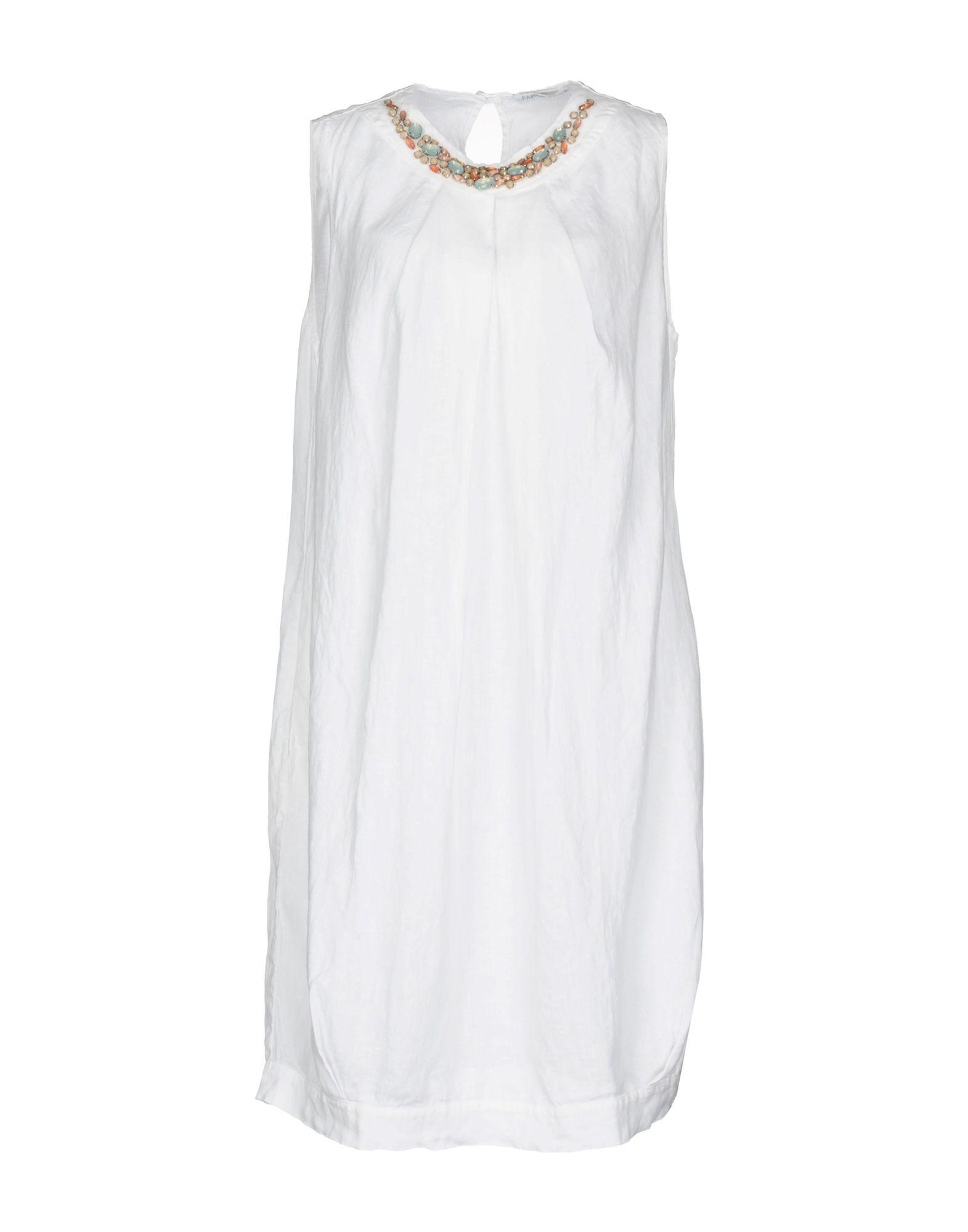LA FABBRICA del LINO Платье до колена декор la fabbrica smart deha ice 48x96 2