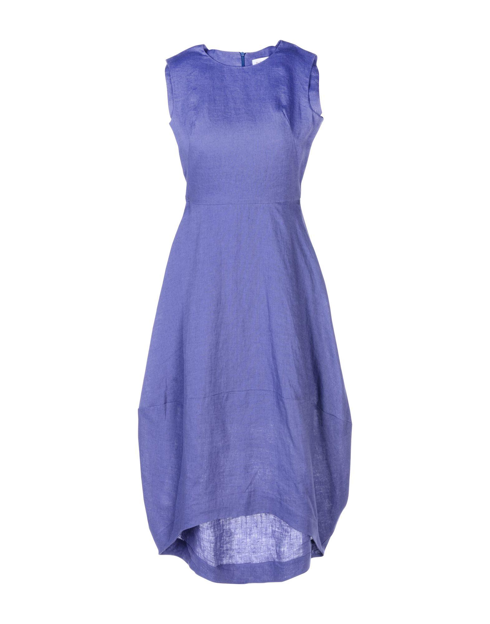 цена BLANCA LUZ Платье длиной 3/4 онлайн в 2017 году