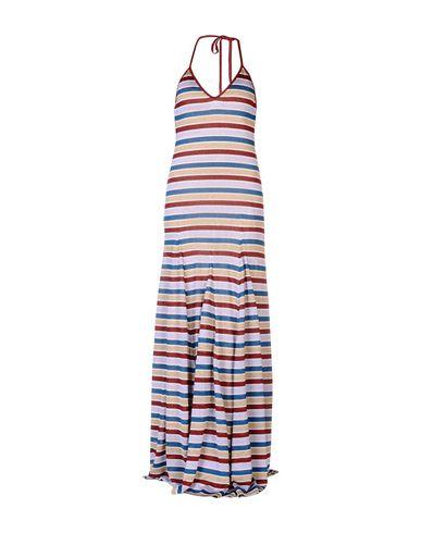 Купить Женское длинное платье  фиолетового цвета