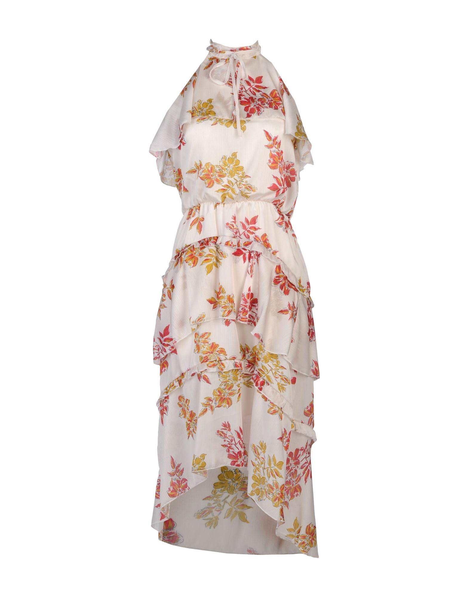 PAOLO CASALINI Короткое платье paolo casalini повседневные брюки