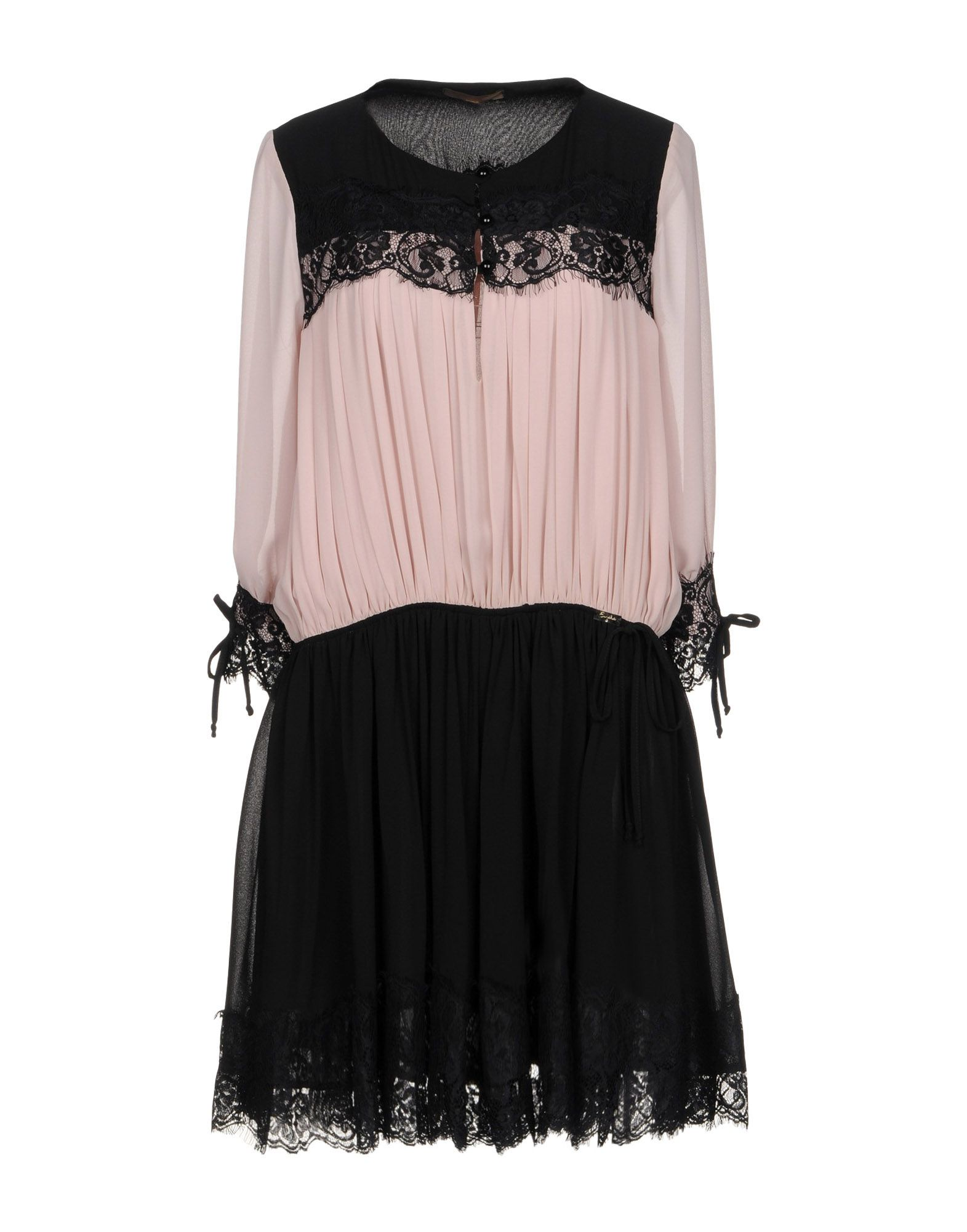 EUREKA Короткое платье eureka платье до колена