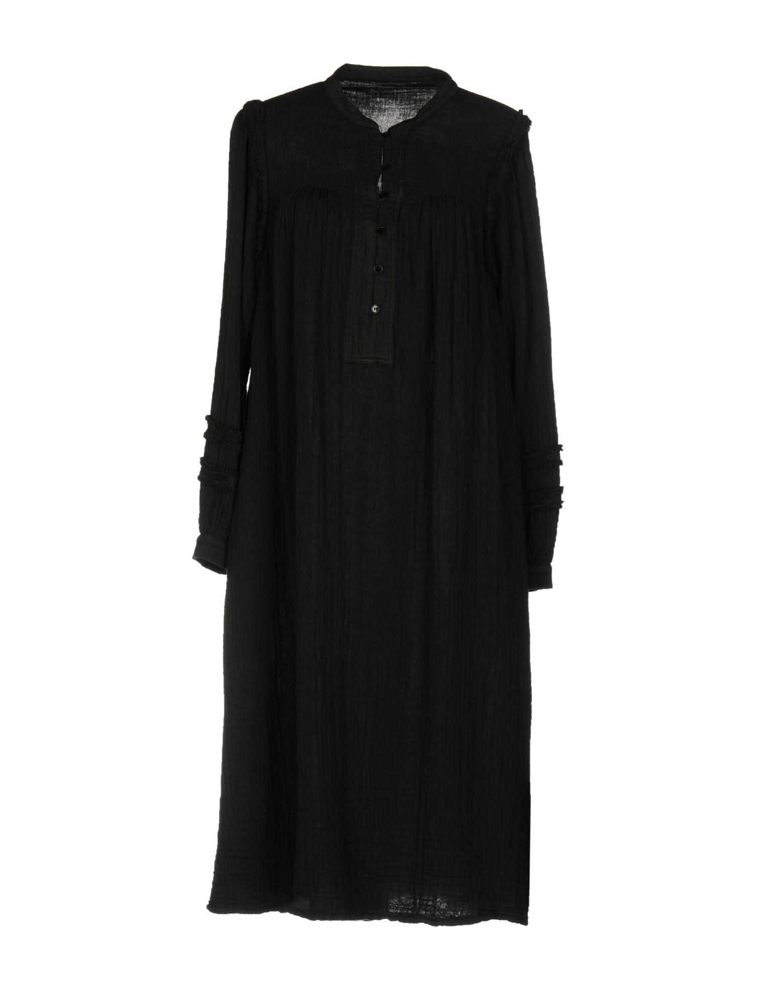 RAQUEL ALLEGRA Платье до колена paolo casalini платье до колена