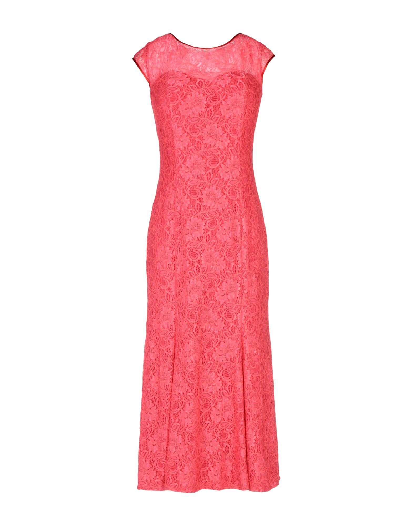 CRISTINAEFFE Платье длиной 3/4 lisa corti платье длиной 3 4