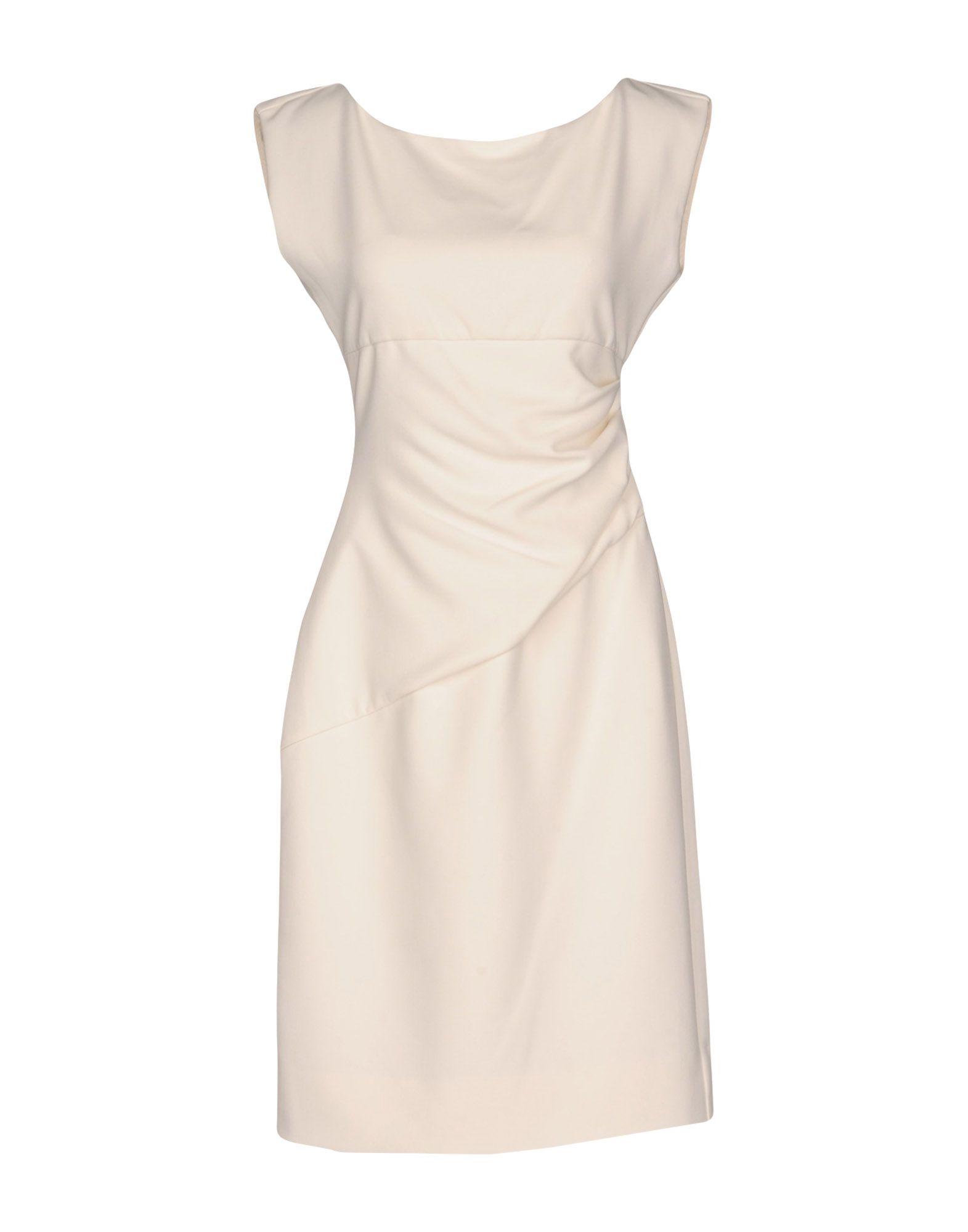Фото DIANE VON FURSTENBERG Короткое платье. Купить с доставкой