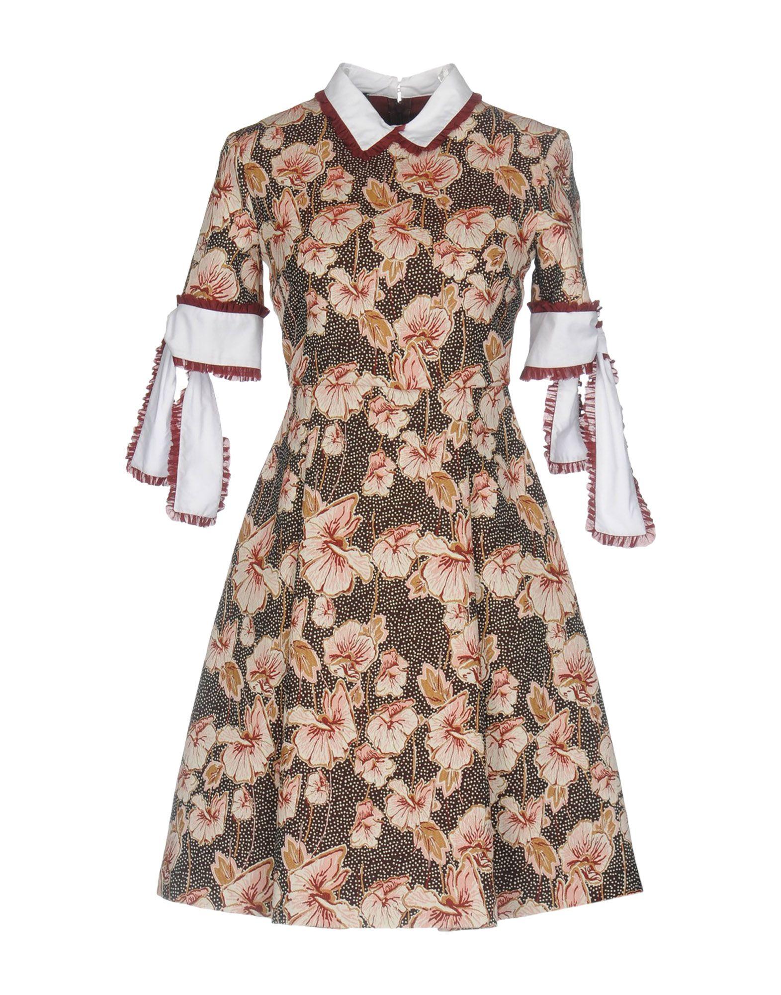 PINKO Короткое платье платье