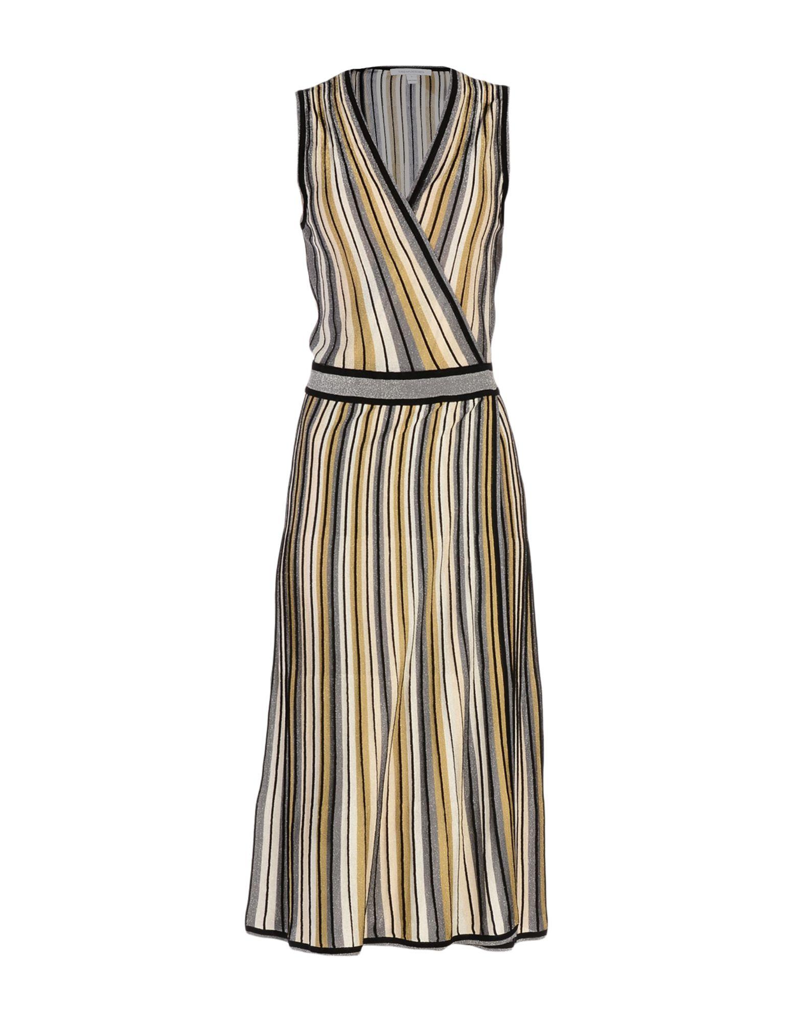 DIANE VON FURSTENBERG Платье длиной 3/4 lisa corti платье длиной 3 4