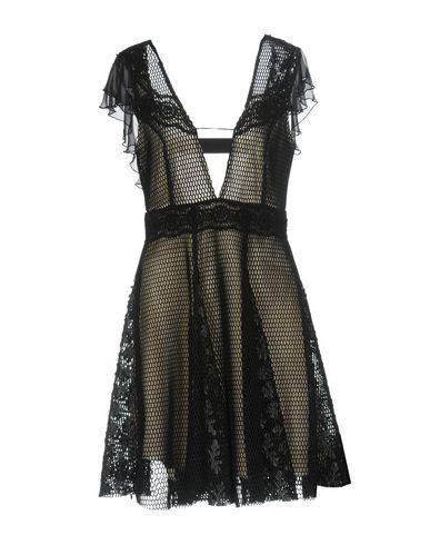 Фото - Платье до колена от CRISTINAEFFE черного цвета