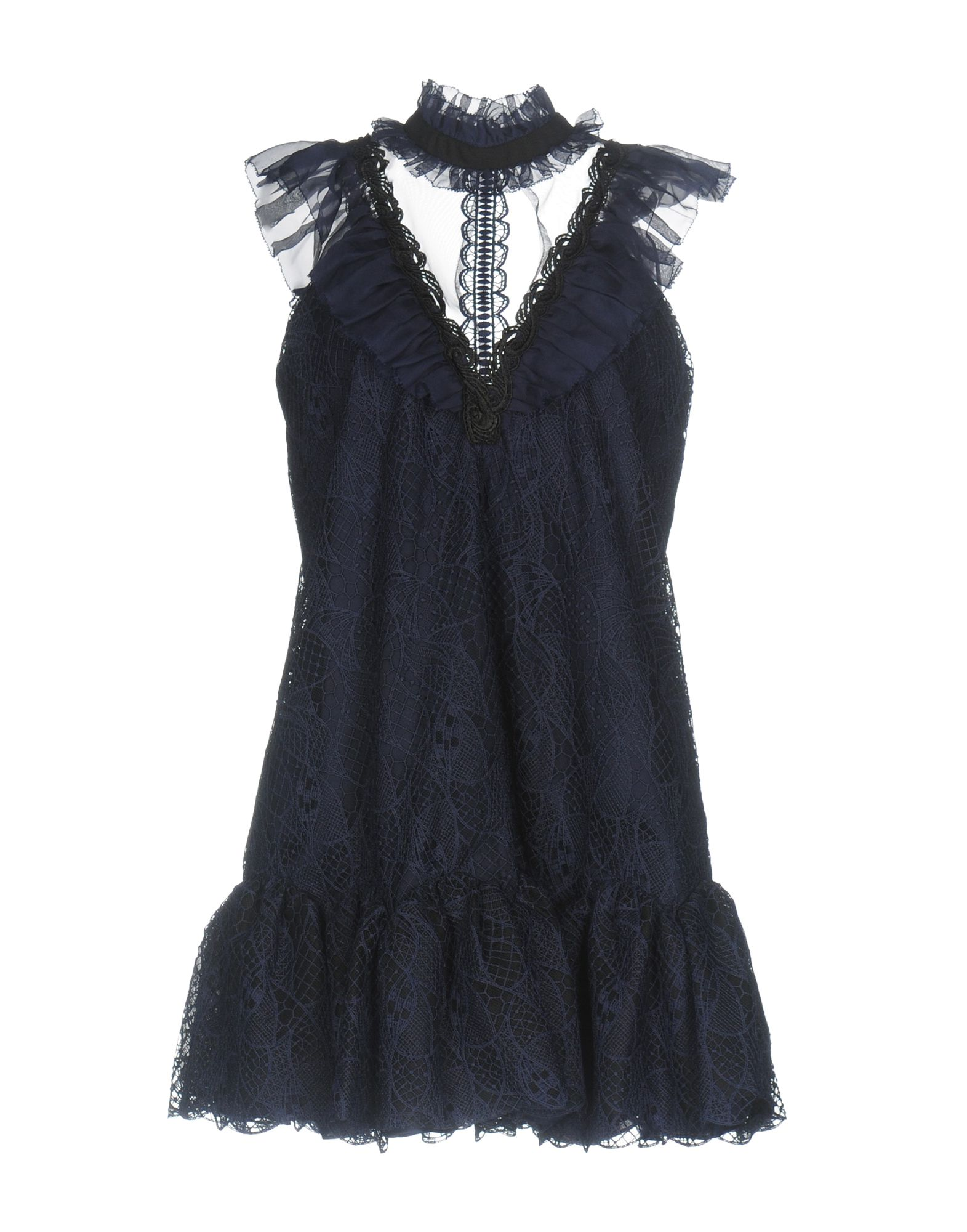 где купить  THREE FLOOR Короткое платье  по лучшей цене