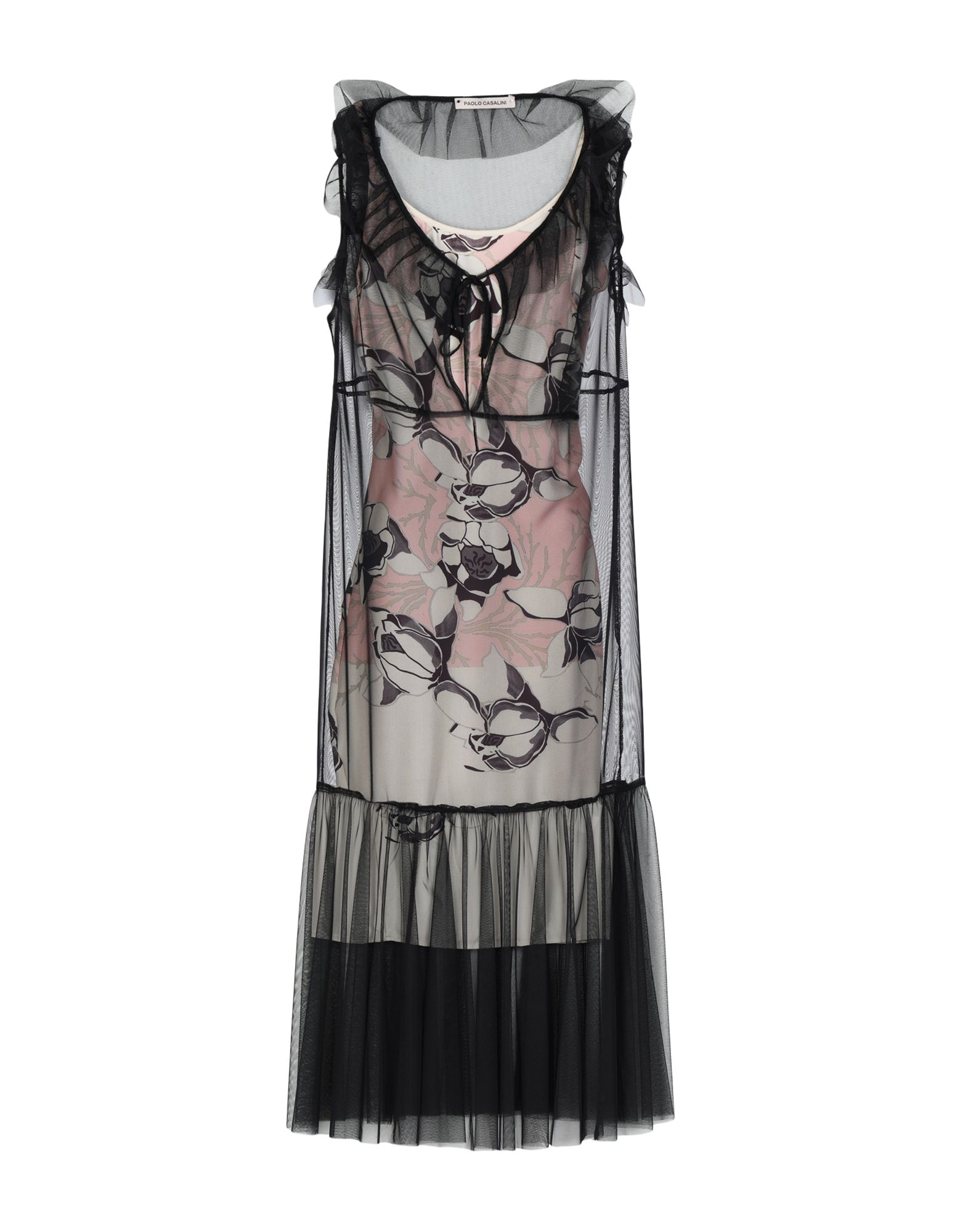 PAOLO CASALINI Платье длиной 3/4 paolo casalini длинная юбка