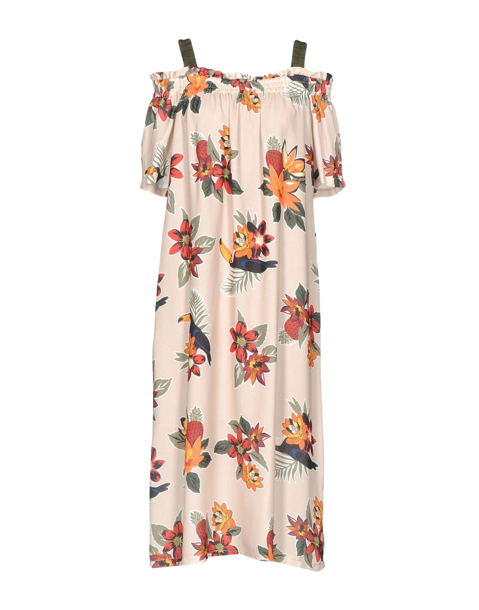 PAOLO CASALINI Платье до колена paolo casalini короткое платье