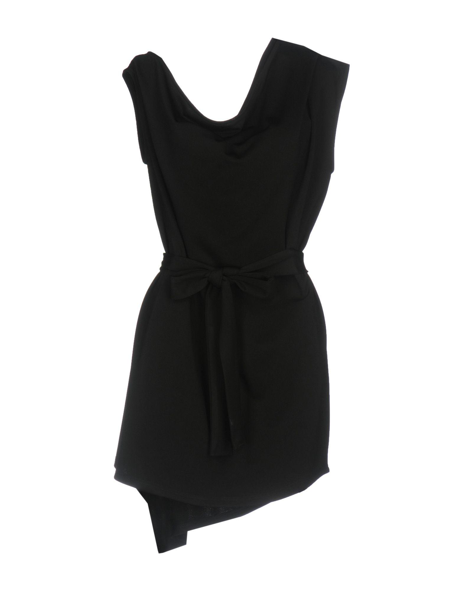 Фото FRANKIE MORELLO Короткое платье. Купить с доставкой
