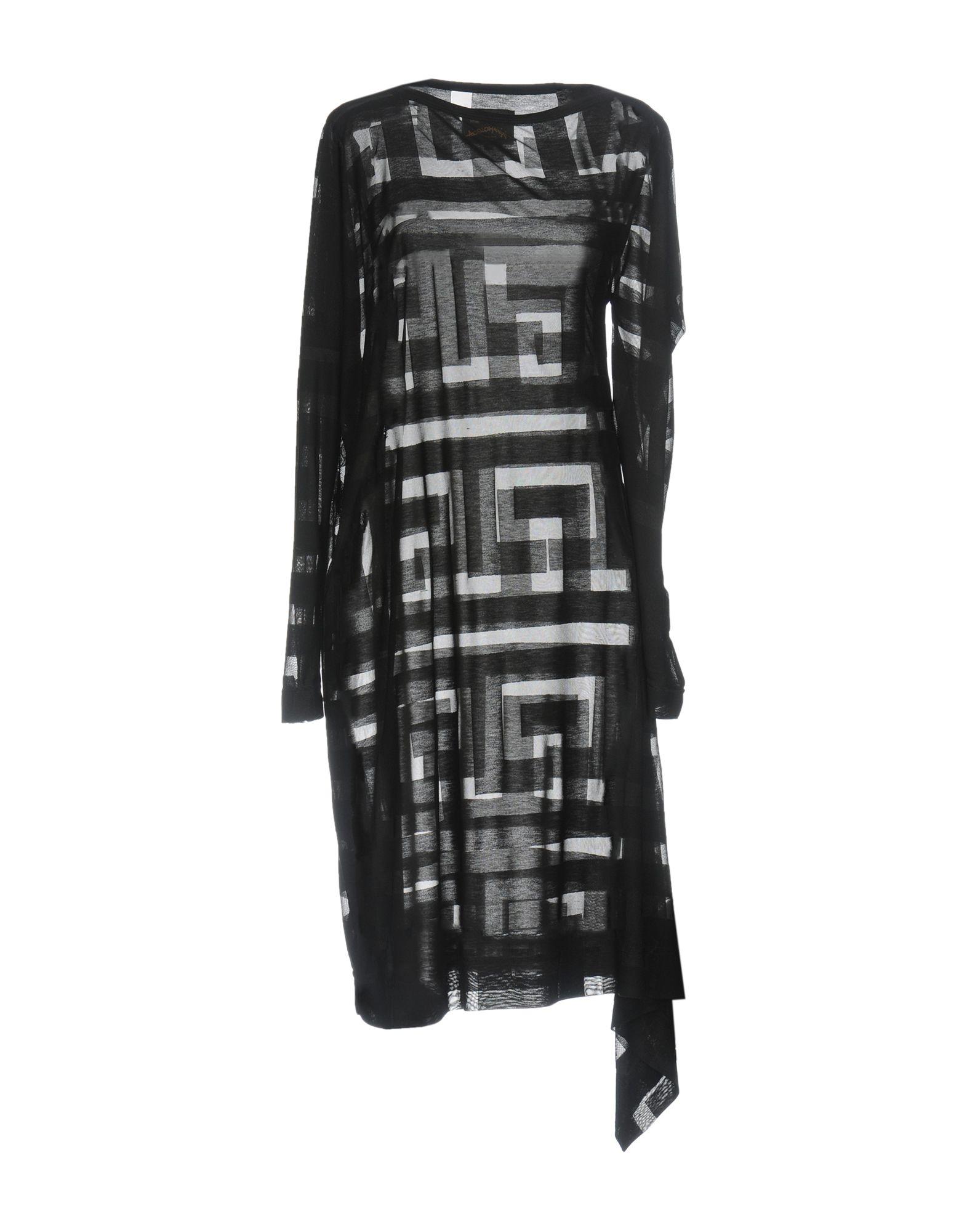 VIVIENNE WESTWOOD ANGLOMANIA Платье до колена цена 2017