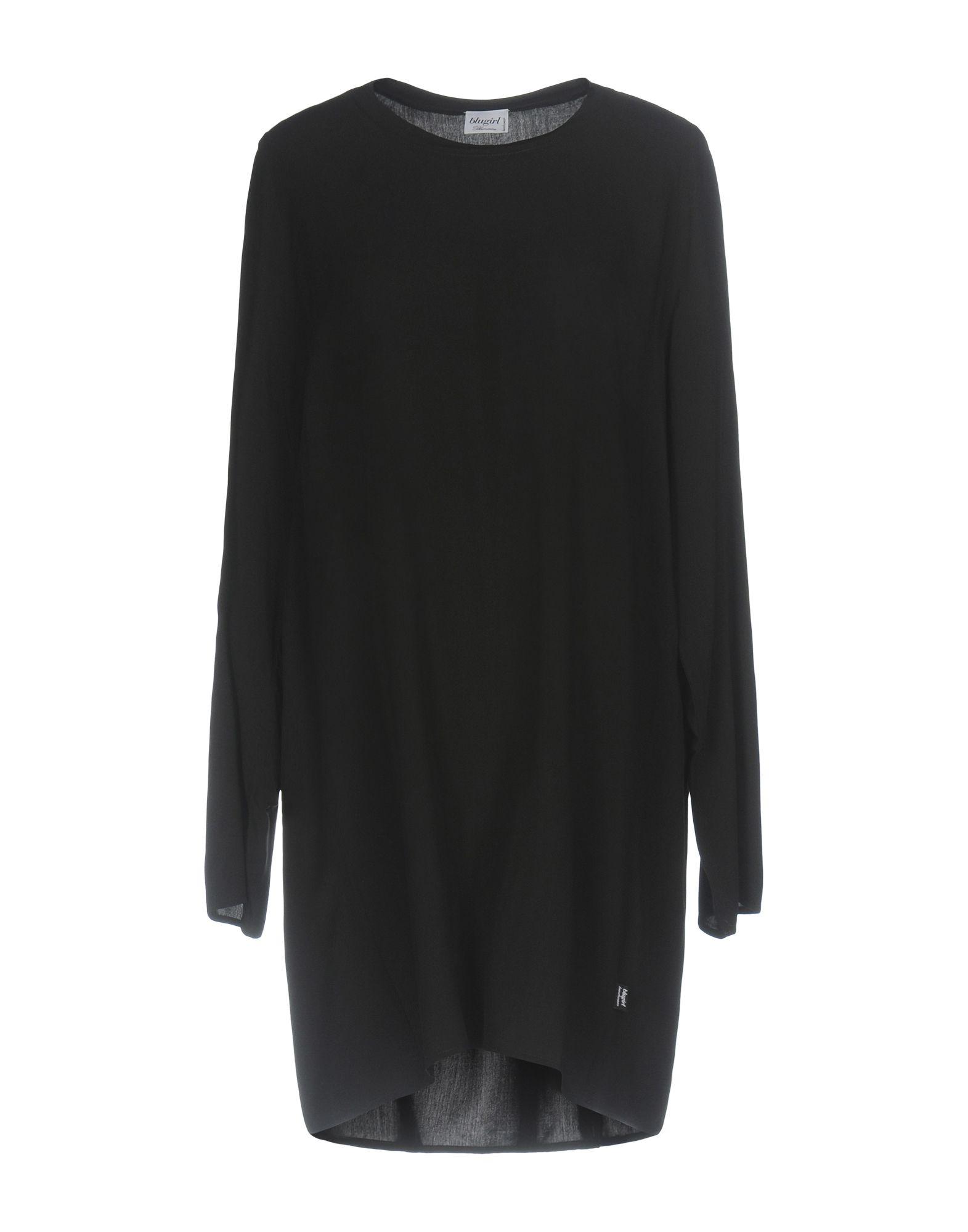 BLUGIRL BLUMARINE BEACHWEAR Короткое платье блуза blugirl beachwear блуза