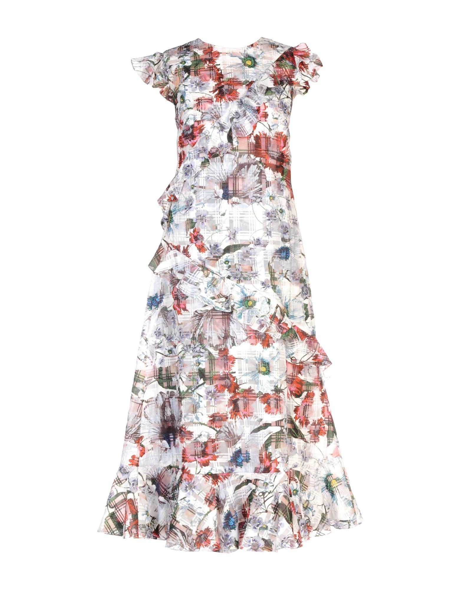 ERDEM Длинное платье everlast капа 1 челюстная everlast evershield
