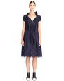LANVIN Dress Woman POPLIN EMBROIDERED DRESS f