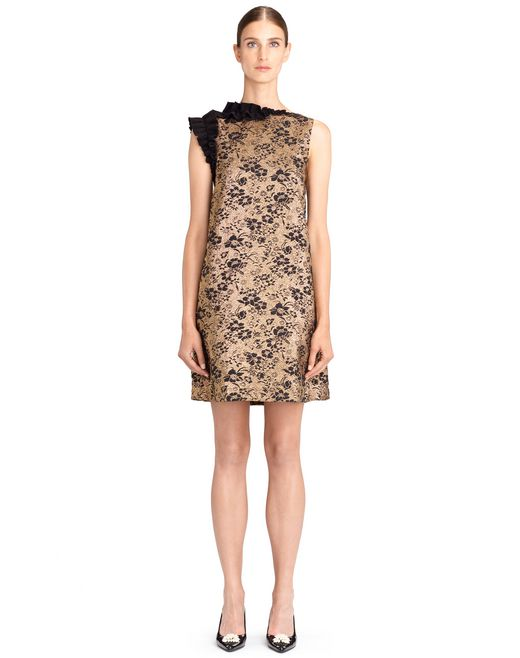 lanvin a-line dress women