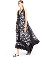 LANVIN Dress Woman LONG HANDKERCHIEF DRESS f