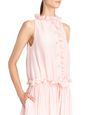 LANVIN Dress Woman LONG COTTON VOILE DRESS f