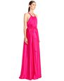 LANVIN Dress Woman LONG BRIGHT PINK DRESS f