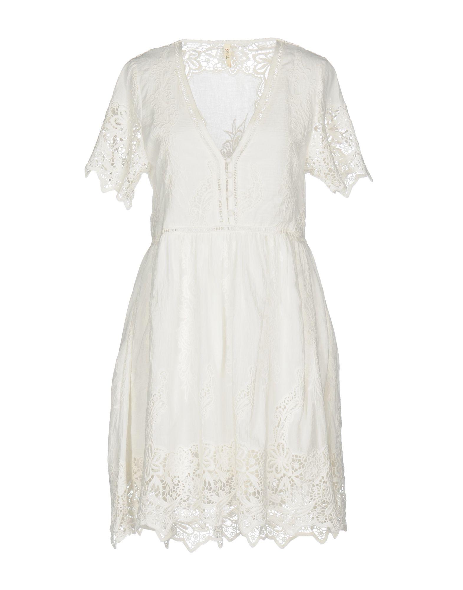SPELL Короткое платье