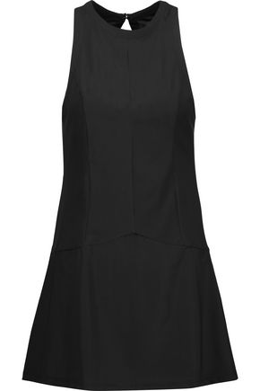KORAL Pivot cutout stretch-jersey dress