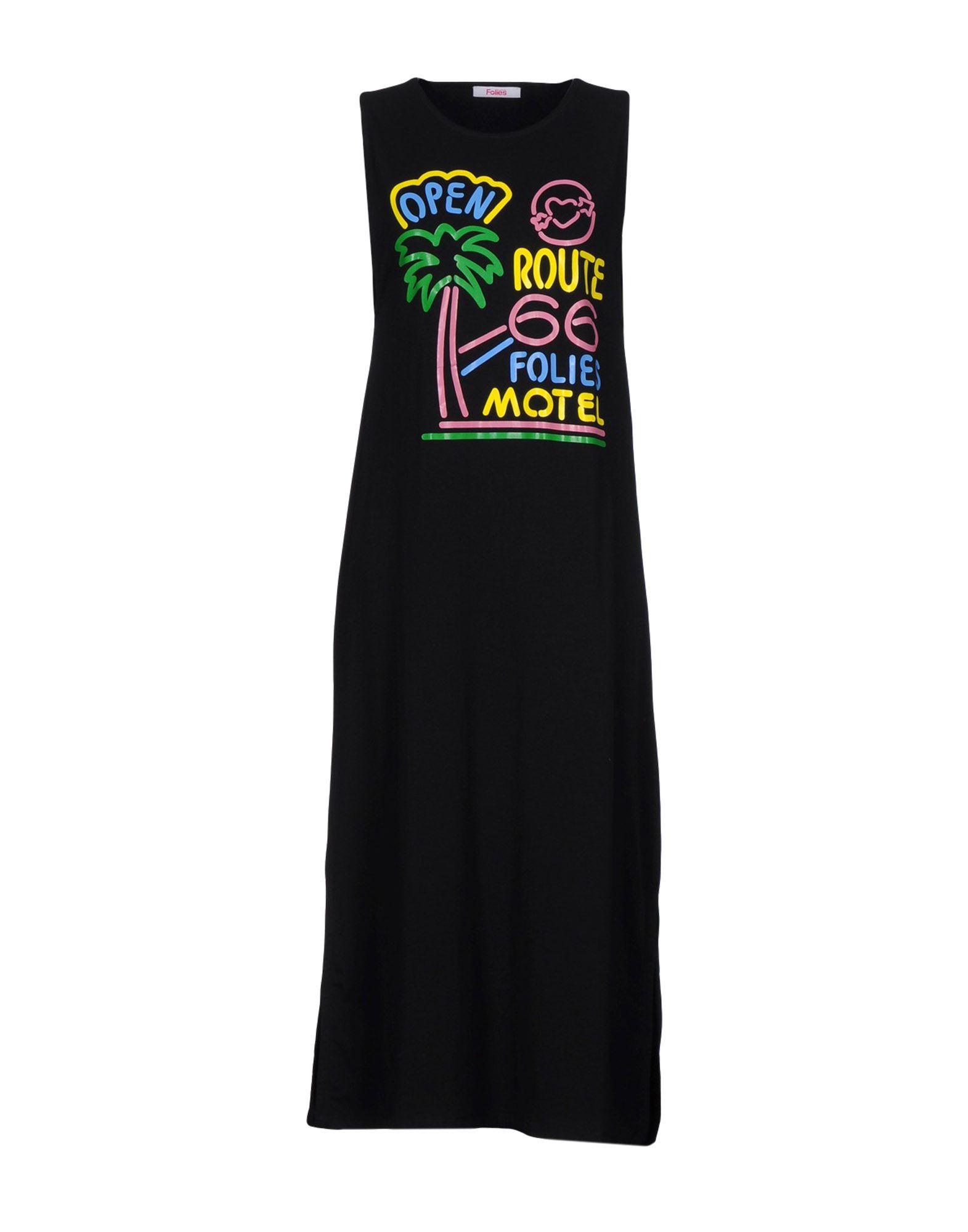 BLUGIRL FOLIES Платье длиной 3/4 lisa corti платье длиной 3 4
