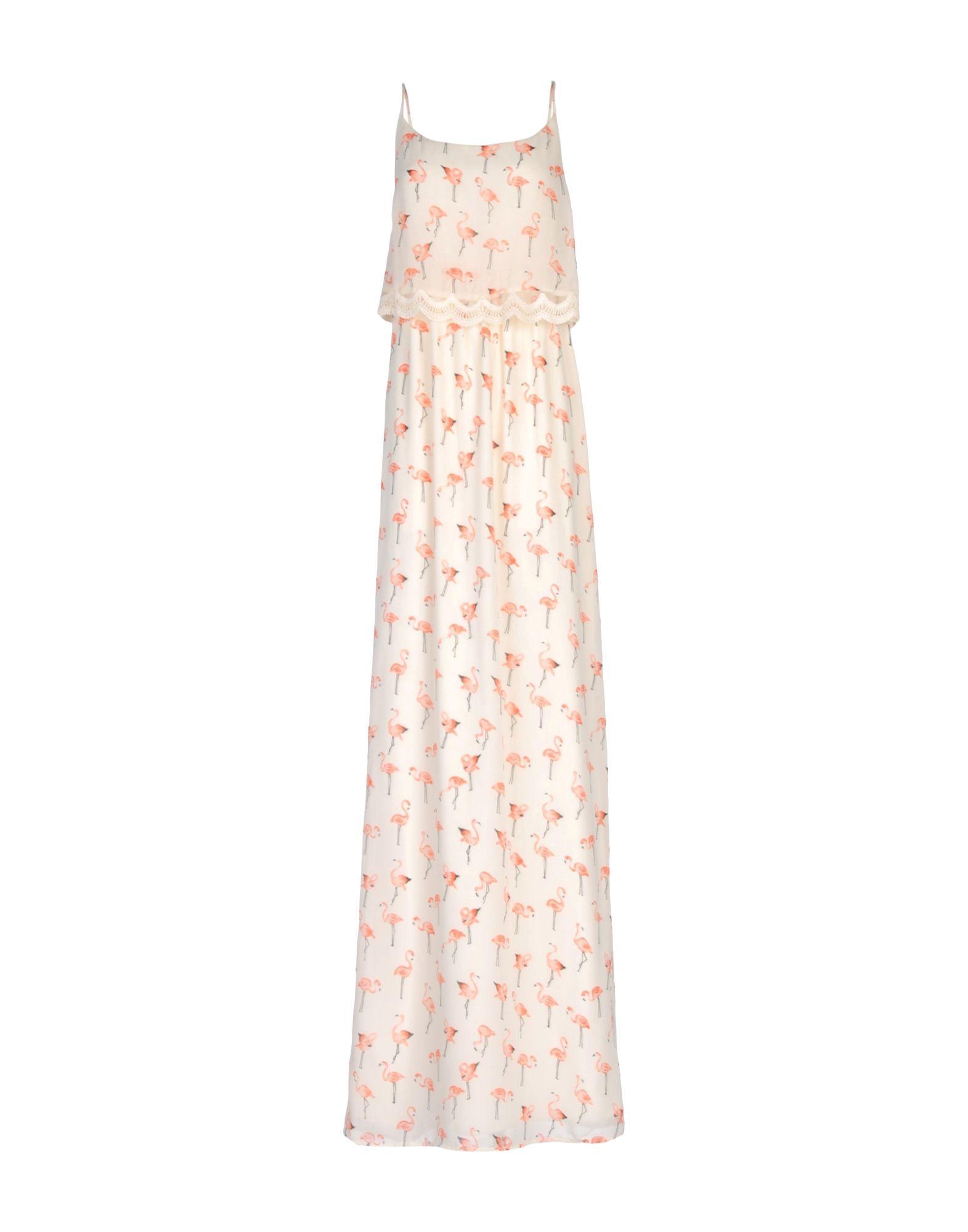 DRY LAKE. Длинное платье dry lake топ без рукавов