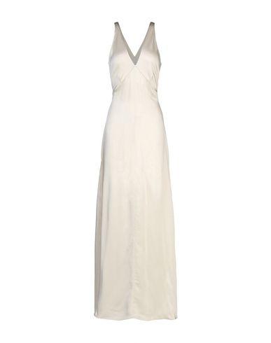 Фото - Женское длинное платье FORTE_FORTE цвет слоновая кость
