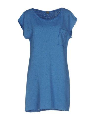 Фото - Женское короткое платье JIJIL лазурного цвета