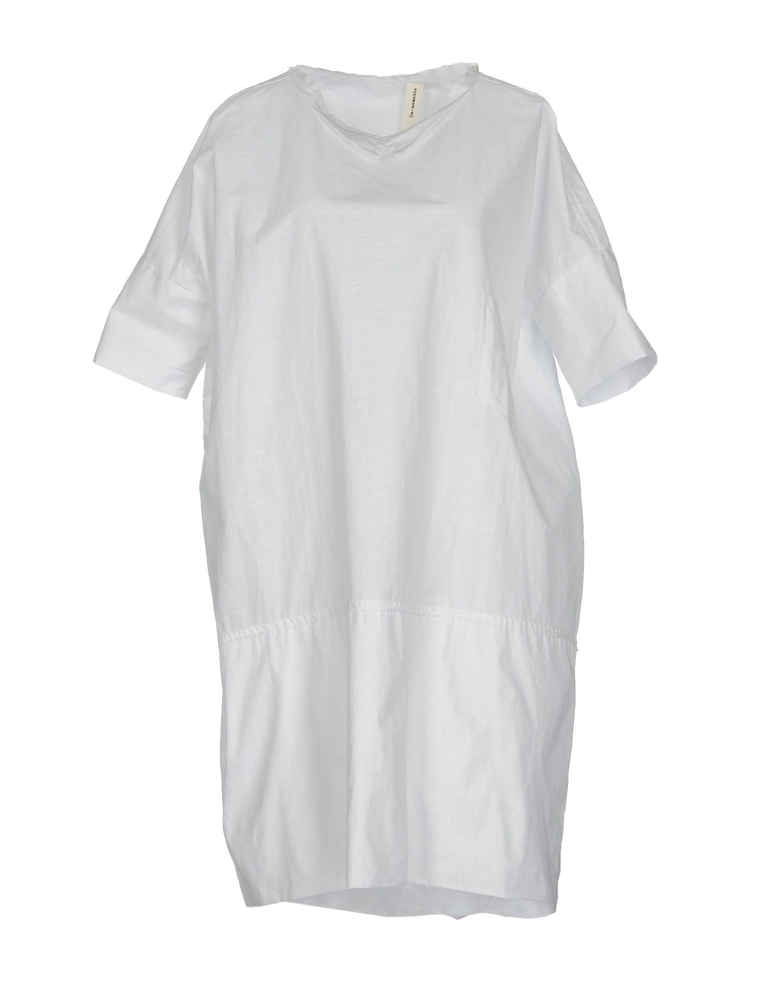 UN-NAMABLE Короткое платье petri короткое платье