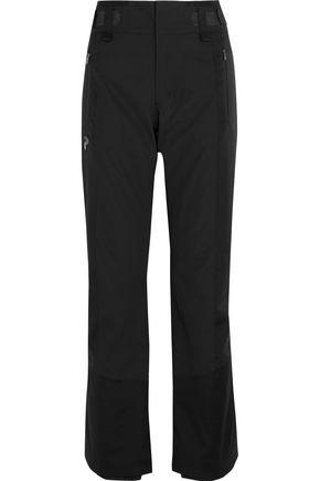 PEAK PERFORMANCE Supreme Courchevel piqué-paneled shell ski pants