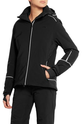 KJUS Formula hooded stretch-shell ski jacket