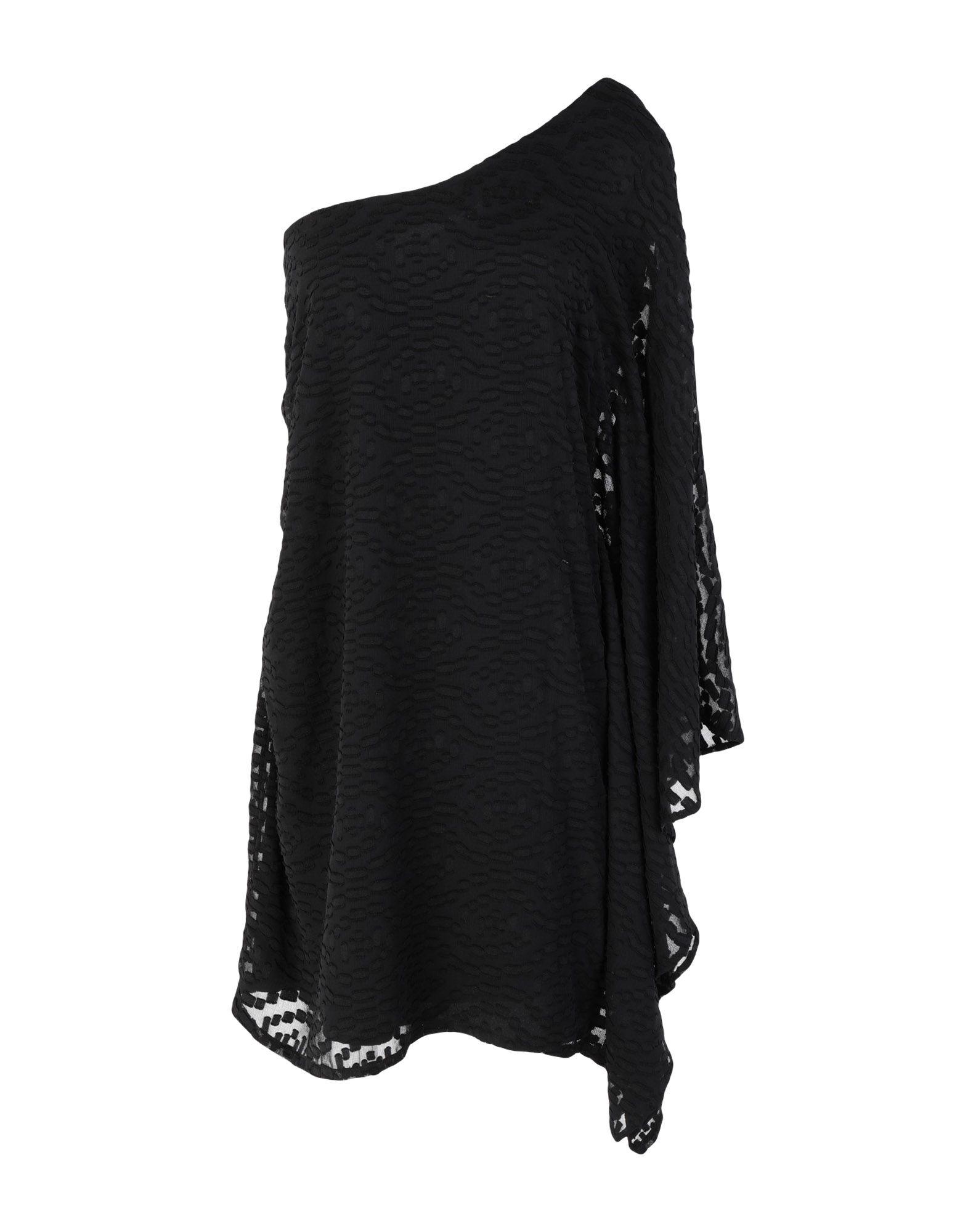 INTROPIA Короткое платье малого сексуально женщин от летних моды случайных плечо мини платье