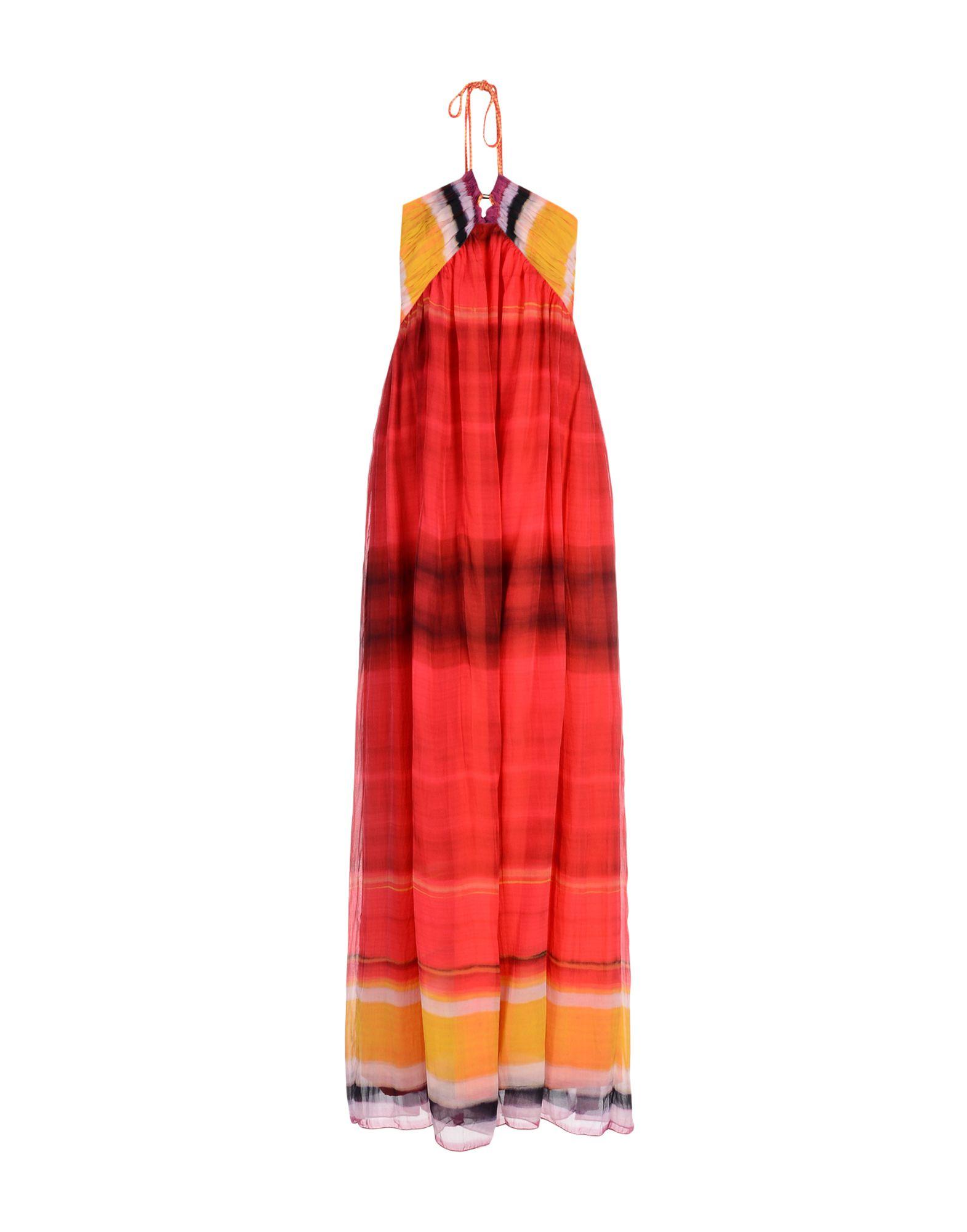 BLANK Длинное платье