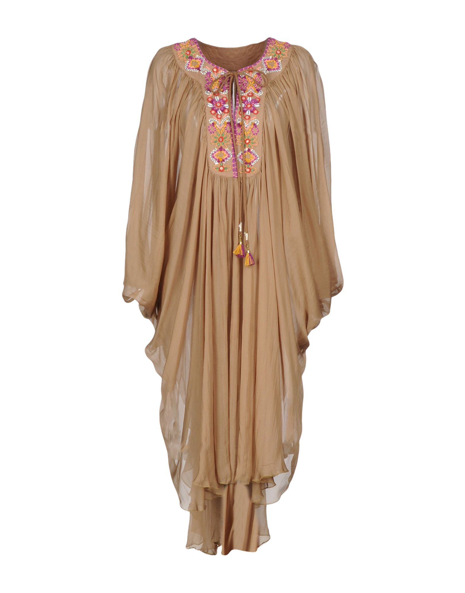 BLANK Платье длиной 3/4 lisa corti платье длиной 3 4