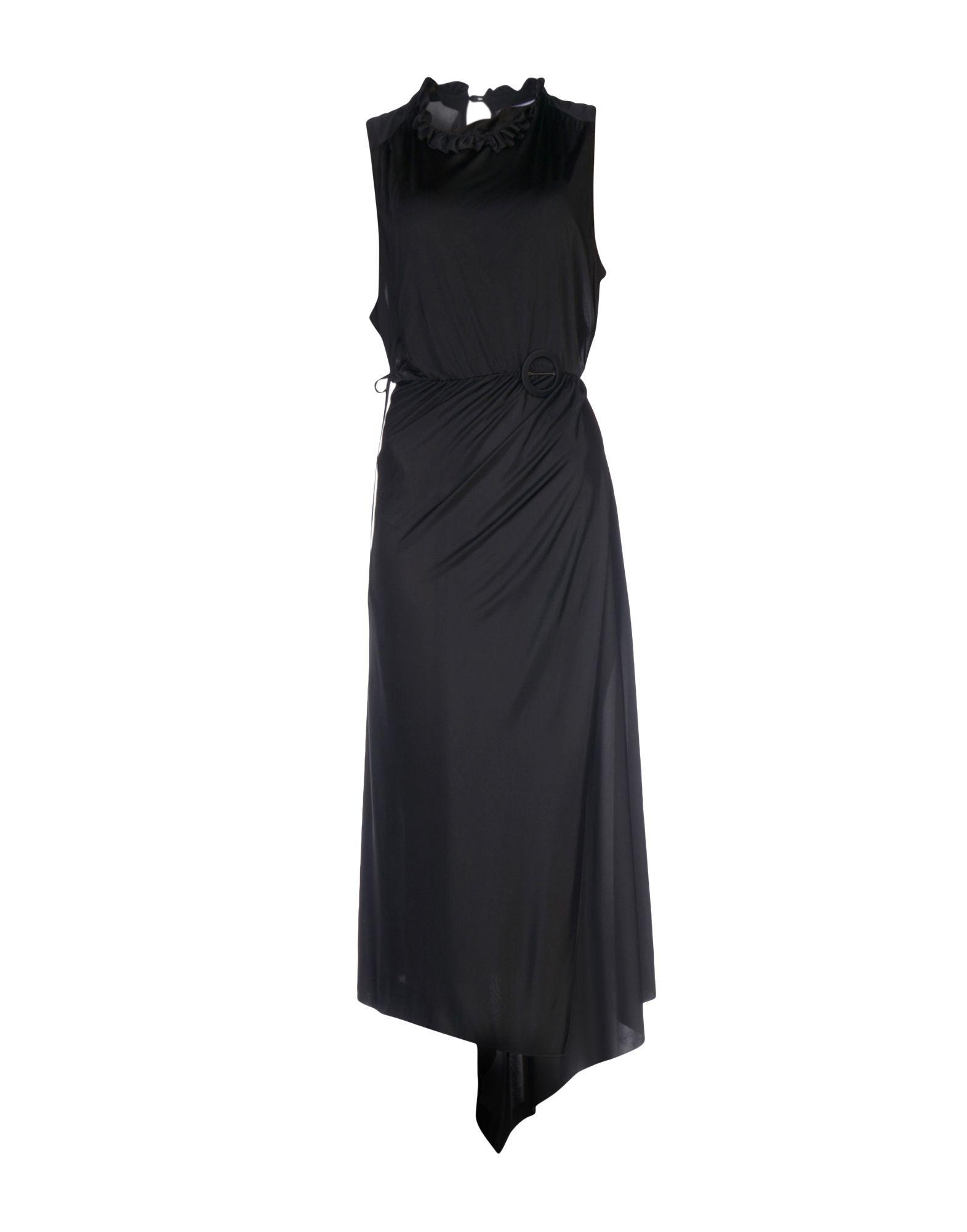 VETEMENTS Длинное платье oz10 длинное платье