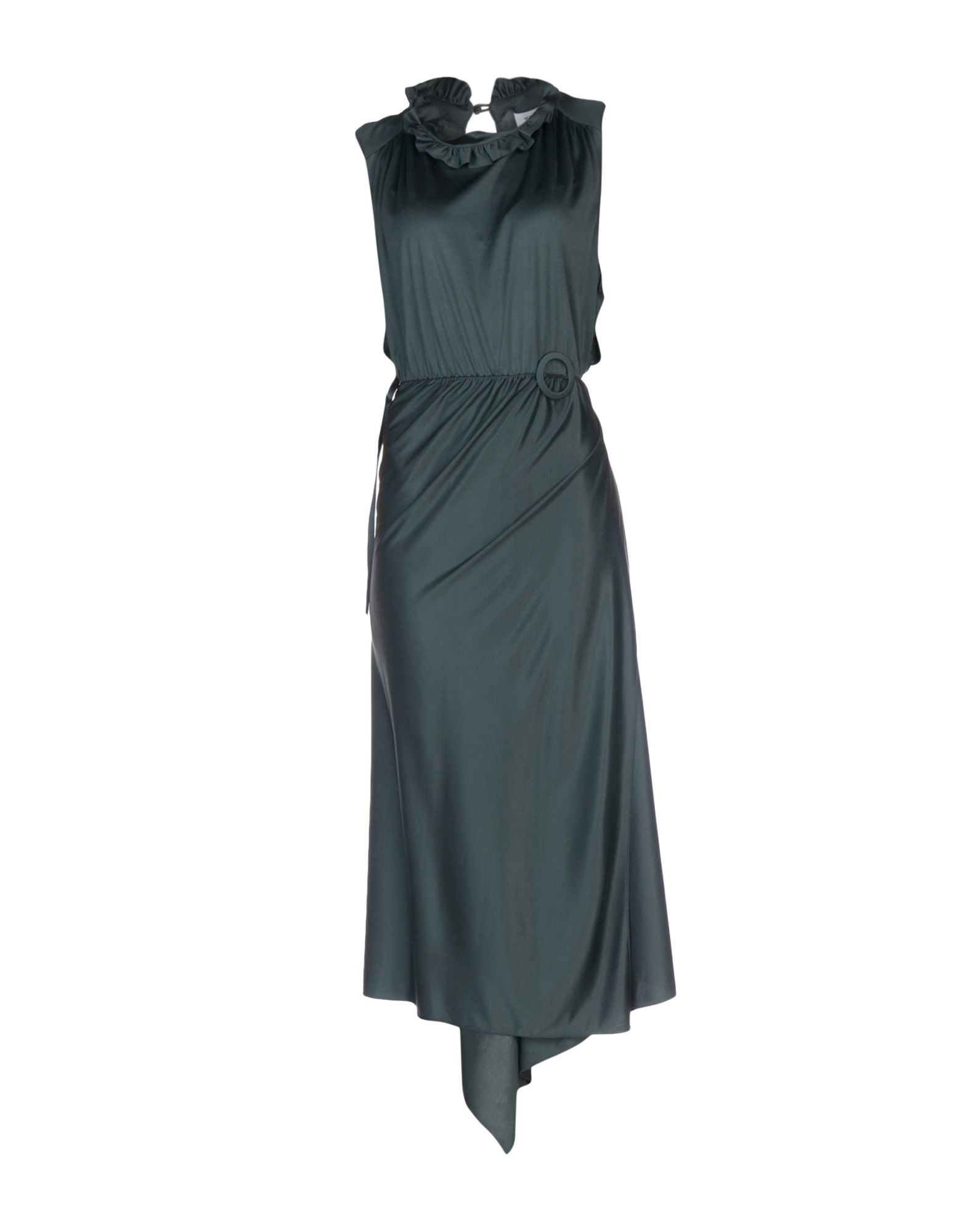 VETEMENTS Длинное платье rude длинное платье