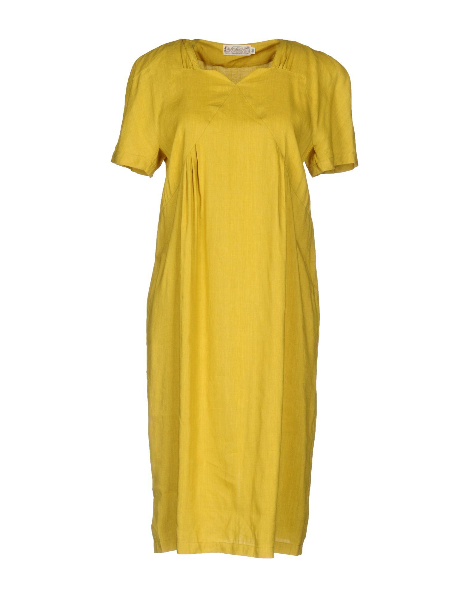 NICOL CARAMEL Платье до колена caramel платье