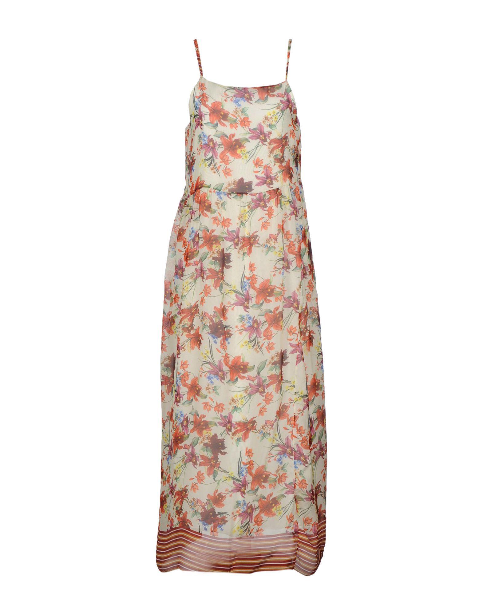 KAOS Платье длиной 3/4 lisa corti платье длиной 3 4