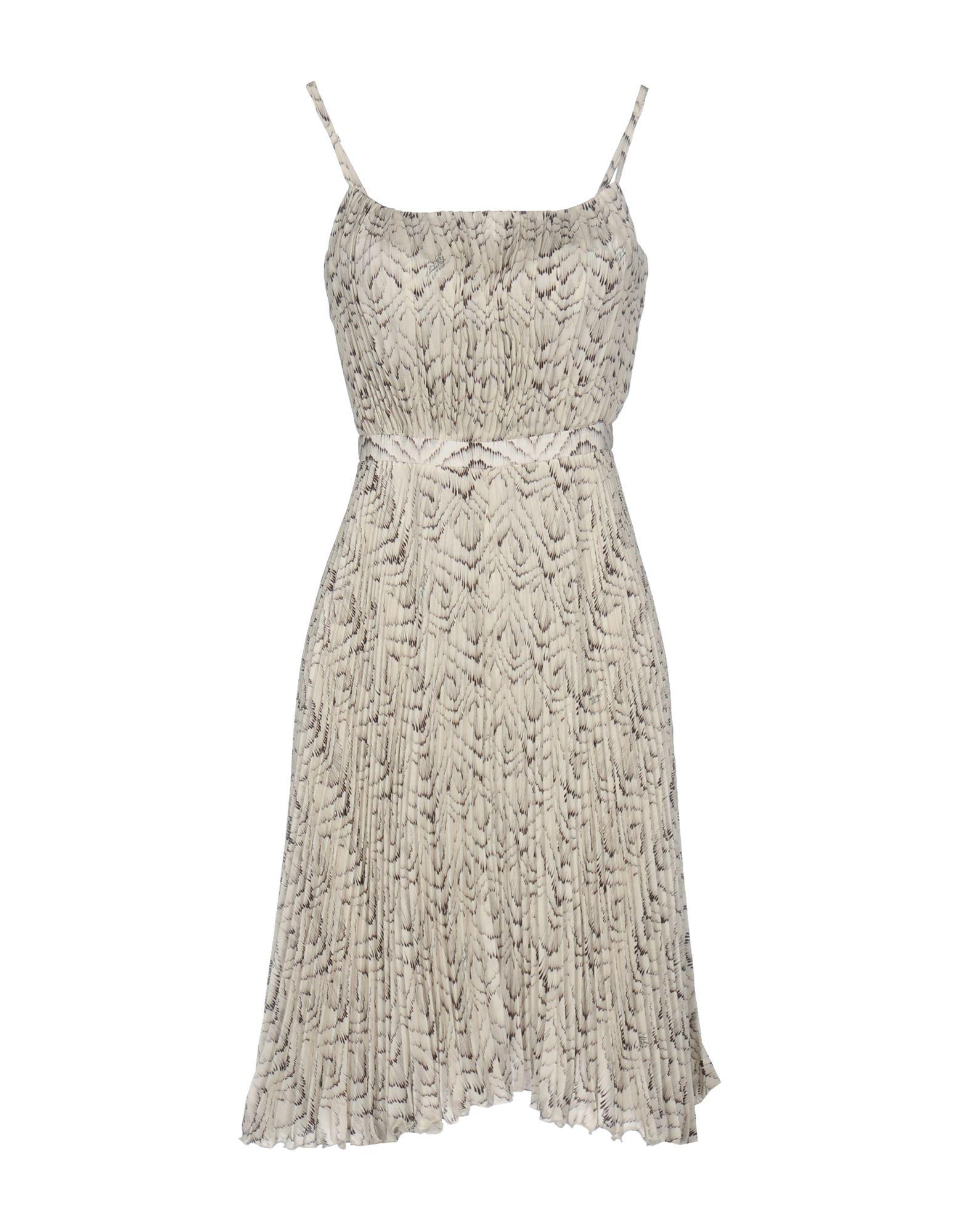 ELISABETTA FRANCHI Короткое платье lisa corti короткое платье