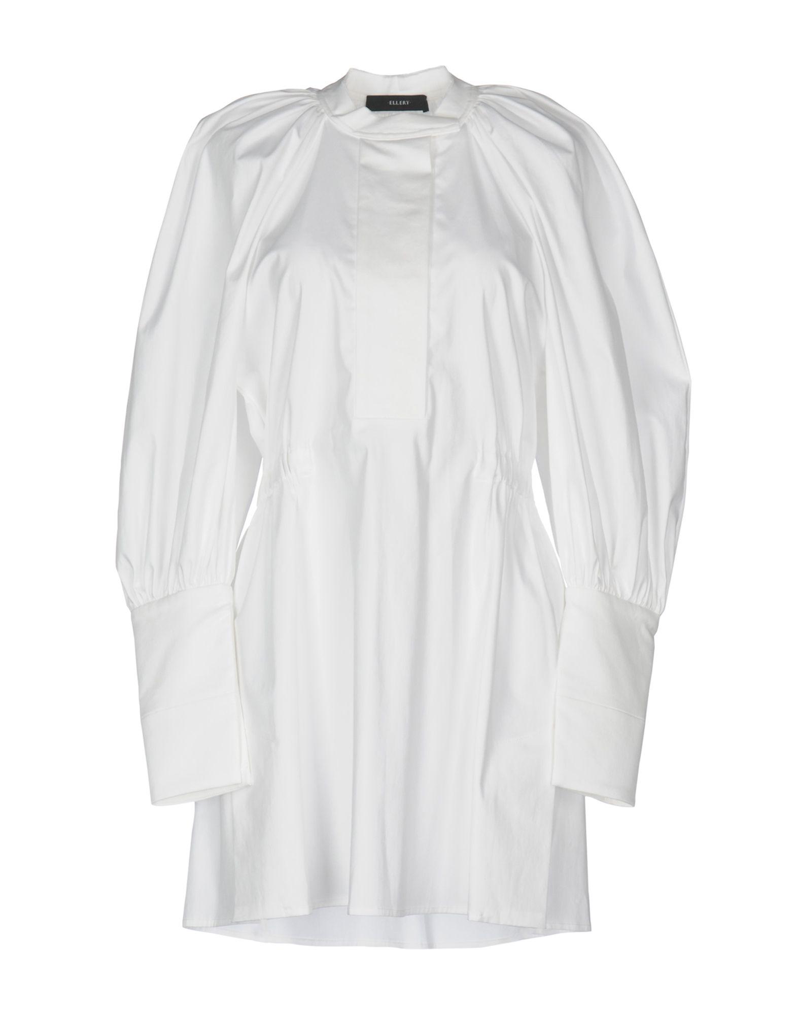 ELLERY Короткое платье ellery платье до колена